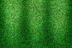 Artificial green grass texture for design. Stock Images