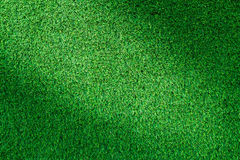 Artificial green grass texture or green grass background. Royalty Free Stock Photography
