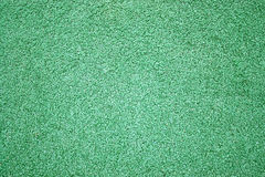 Artificial Green Turf Stock Photo