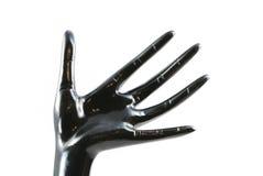 Artificial hand Royalty Free Stock Photos
