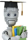 Artificial intellect Stock Photography
