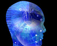 Artificial intelligence Royalty Free Stock Image