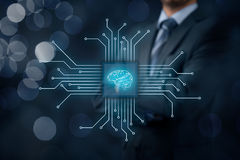 Artificial intelligence Stock Photos