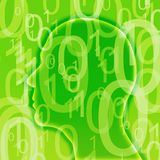 Artificial intelligence - concept image Royalty Free Stock Photos
