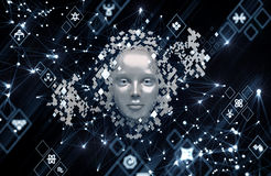 Artificial Intelligence Royalty Free Stock Photo