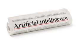 Artificial intelligence Royalty Free Stock Photos