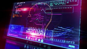 Artificial Intelligence on screen