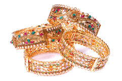 Artificial jewellery Stock Photography