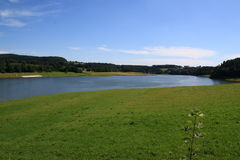 Artificial lake Stock Images