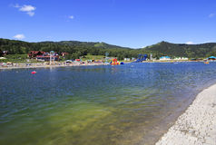 Artificial lake Stock Photos