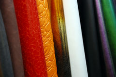 Artificial leather Royalty Free Stock Images