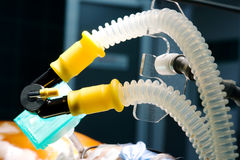 Artificial lungs ventilation Royalty Free Stock Photos