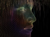 Artificial Mind Royalty Free Stock Images