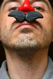 Artificial nose Royalty Free Stock Photo