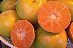 Artificial orange Stock Images