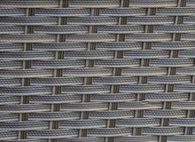 Artificial reed rattan beige brown abstract texture background Royalty Free Stock Image