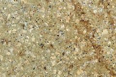 Artificial rock surface detail made by irregular grains Royalty Free Stock Photography