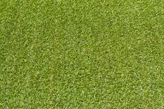 Artificial rolled green grass Royalty Free Stock Photography