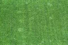 Artificial rolled green grass Royalty Free Stock Photos