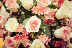 Artificial rose Royalty Free Stock Images