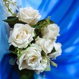 Artificial roses Stock Photos