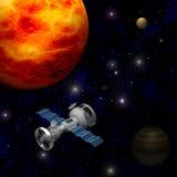 Artificial satellite Stock Photos