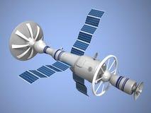 Artificial satellite Stock Images
