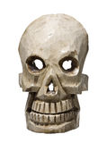 Artificial Skull Stock Image