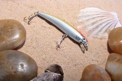 Artificial small fish Royalty Free Stock Photos