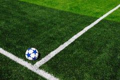 Artificial Soccer Field Stock Photos