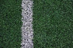 Artificial Soccer Field Stock Images