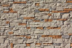 Artificial stone Royalty Free Stock Image