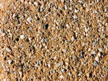Artificial stone surface texture stock image