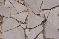 Artificial Stone texture. Closeup royalty free stock image