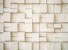 Artificial stone wall tile Stock Photos