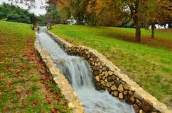 Artificial stream Stock Images