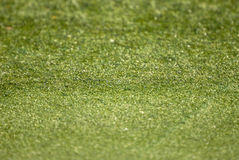 Artificial turf grass Stock Photo