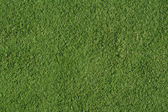 Artificial turf green Stock Image