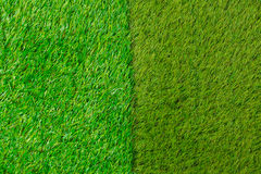 Artificial turf green grass Royalty Free Stock Images