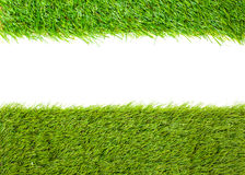 Artificial turf japanese green Royalty Free Stock Image