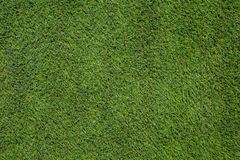Artificial turf soccer field Royalty Free Stock Photo
