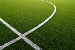 Artificial turf Stock Photos