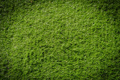 Artificial turf taken from the top. Royalty Free Stock Photography