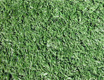 Artificial turf texture cu. Close-up of artificial turf texture royalty free stock image