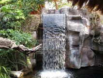 Free Artificial Waterfall Royalty Free Stock Image - 81271036