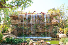 Free Artificial Waterfall Stock Photography - 84642082