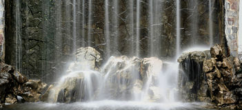 Free Artificial Waterfall Background Stock Photos - 13069803