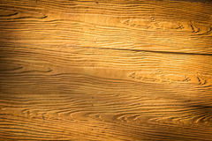 Artificial wood wall Royalty Free Stock Photography