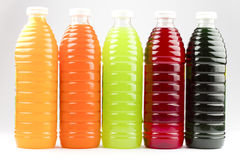 Artificially sweetened juice concentrate Royalty Free Stock Image