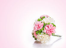 Artificials flowers Royalty Free Stock Image